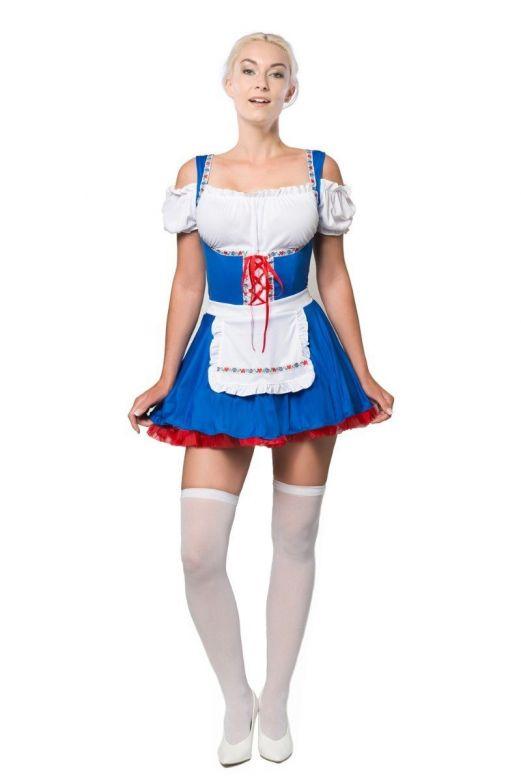 Dirndl Oktoberfest Babe