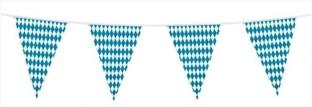 Vlaggenlijn Bavaria (10m)
