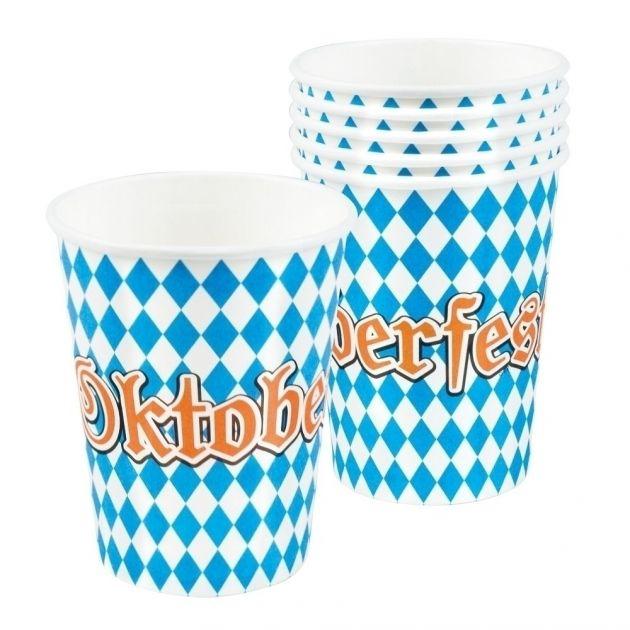 6 Cups Oktoberfest 25cl