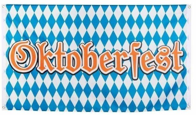 Vlag Oktoberfest 90/150 cm