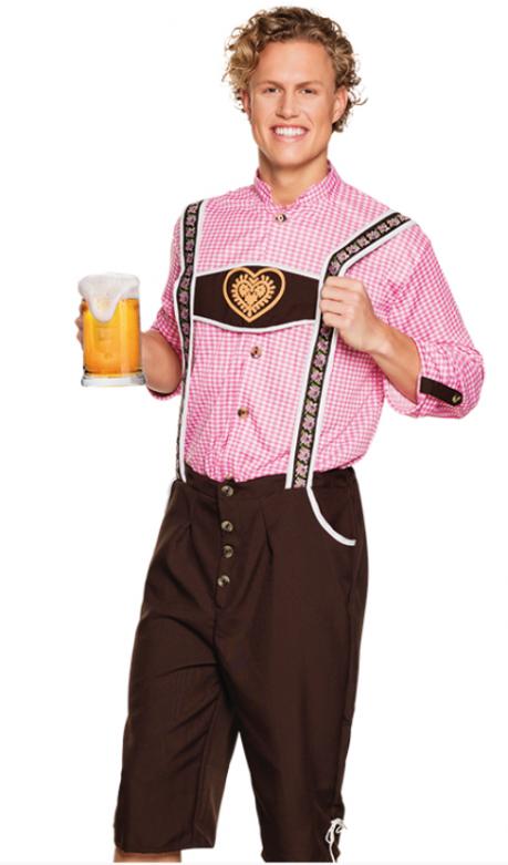 Der Berthold (Lederhose + Shirt)