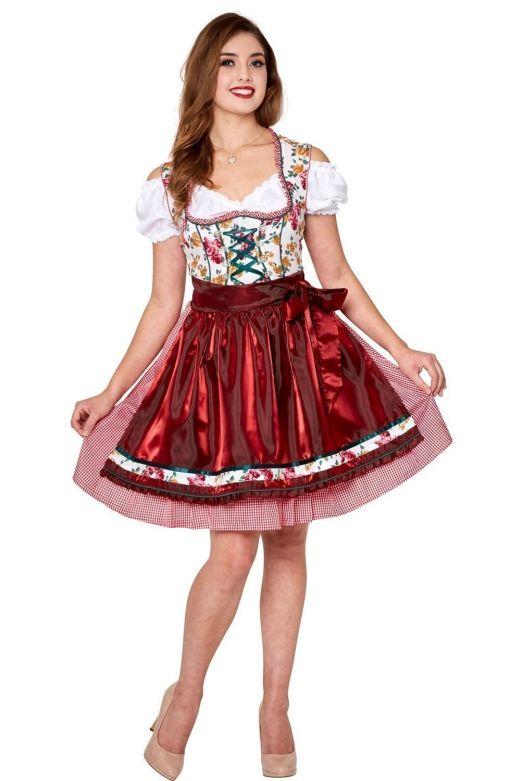 Deluxe Oktoberfest Dirndl Sweetheart