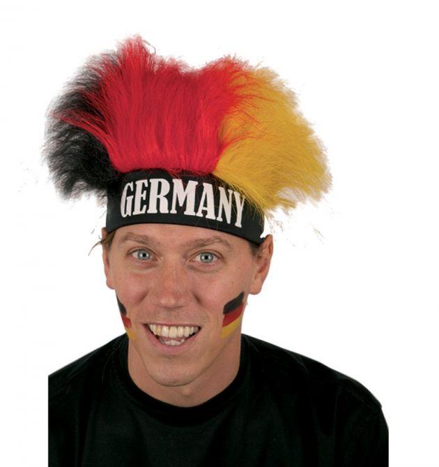 Haarband en Pruik Duitsland