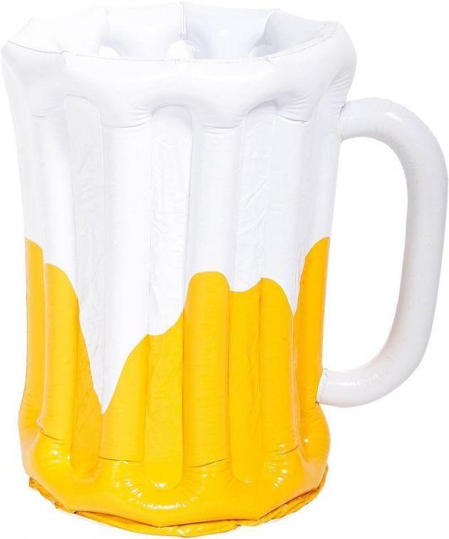 Opblaasbare Bierglas cooler