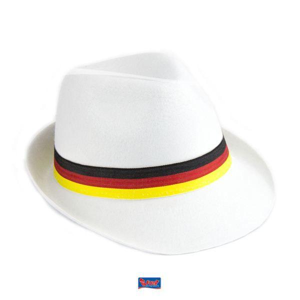 Trilby hoedje Duits