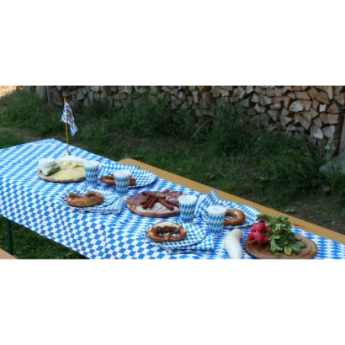 Tafelkleedrol Oktoberfest 10x1M