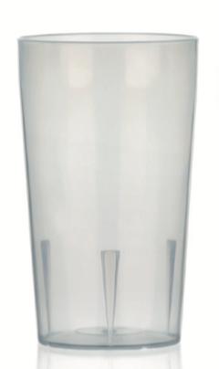 Plastic Beerglass 0,5L