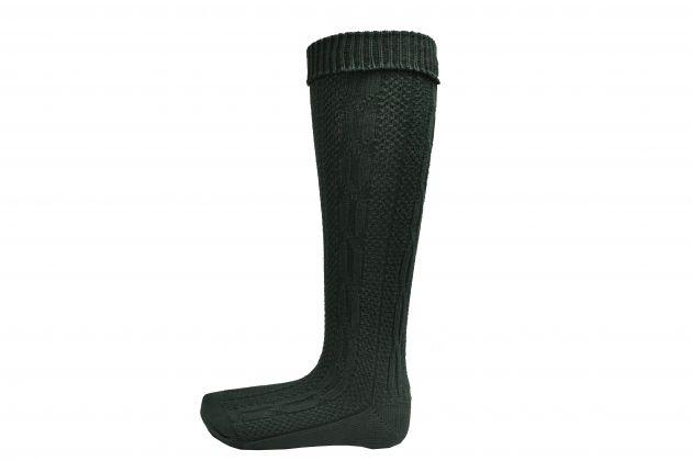 Knee socks Green