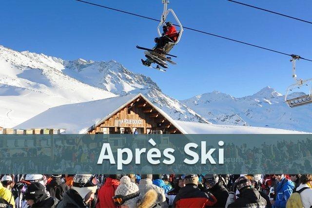 Apres ski decoratie